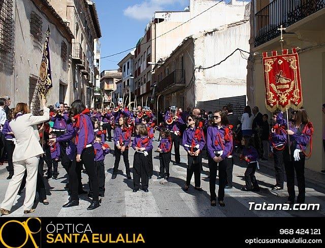Domingo de Ramos - Parroquia de Las Tres Avemarías. Semana Santa 2011 - 5