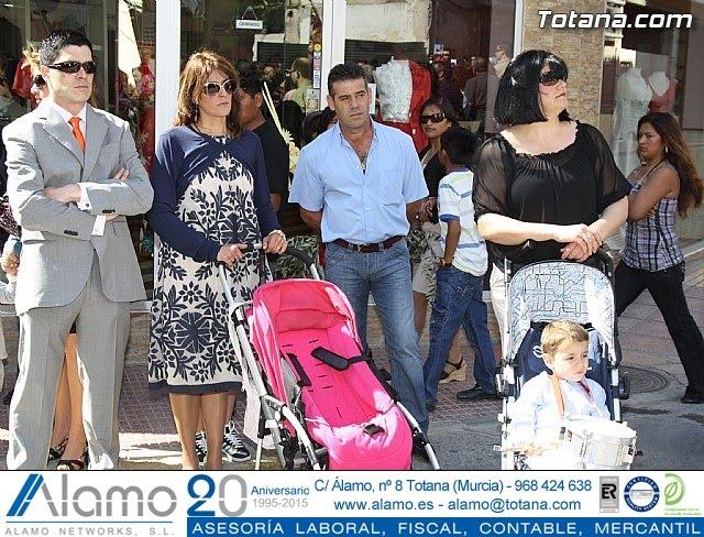Domingo de Ramos - Parroquia de Las Tres Avemarías. Semana Santa 2011 - 7
