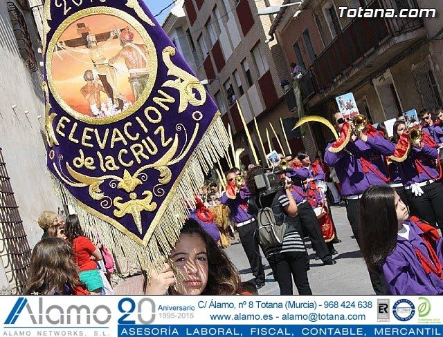 Domingo de Ramos - Parroquia de Las Tres Avemarías. Semana Santa 2011 - 8