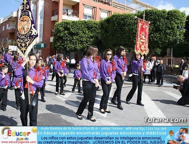 Domingo de Ramos - Parroquia de Las Tres Avemarías. Semana Santa 2011 - 24