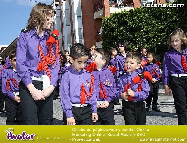 Domingo de Ramos - Parroquia de Las Tres Avemarías. Semana Santa 2011 - 26