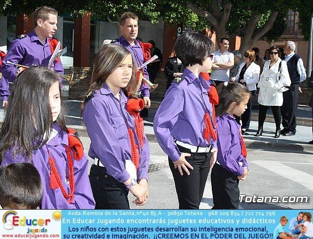 Domingo de Ramos - Parroquia de Las Tres Avemarías. Semana Santa 2011 - 28