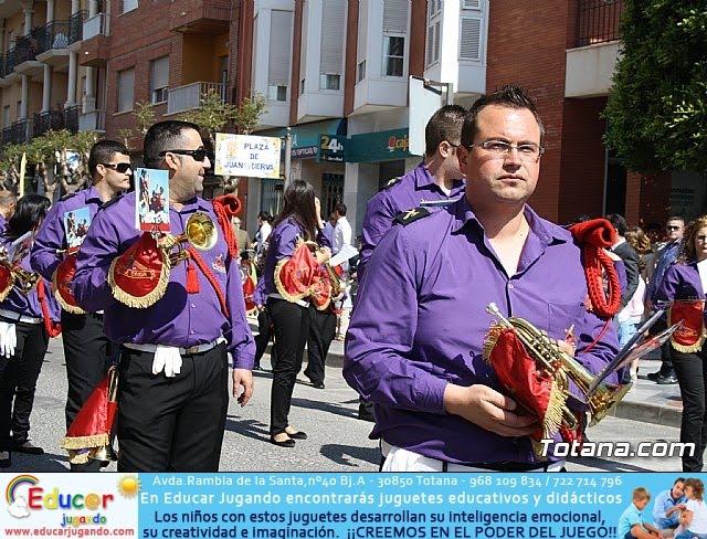 Domingo de Ramos - Parroquia de Las Tres Avemarías. Semana Santa 2011 - 29