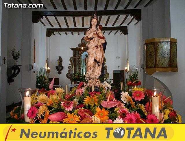Procesión Virgen de La Huerta 2008 - 14