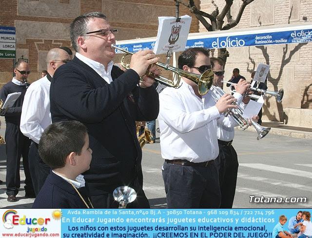 JUEVES SANTO - TRASLADO DE LOS TRONOS A LA PARROQUIA DE SANTIAGO  - 2009 - 23