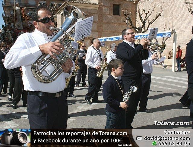 JUEVES SANTO - TRASLADO DE LOS TRONOS A LA PARROQUIA DE SANTIAGO  - 2009 - 24
