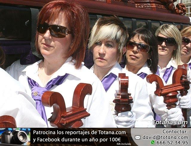 JUEVES SANTO - TRASLADO DE LOS TRONOS A LA PARROQUIA DE SANTIAGO  - 2009 - 785