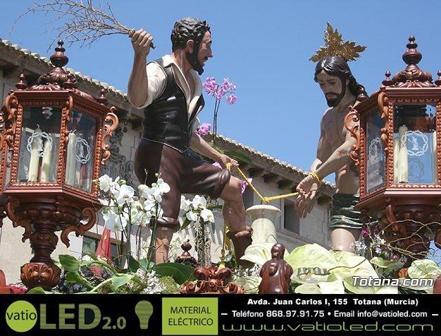 JUEVES SANTO - TRASLADO DE LOS TRONOS A LA PARROQUIA DE SANTIAGO  - 2009 - 798
