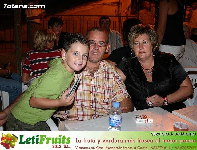 FIESTAS DE SEPTIEMBRE 2008. JARDINES DE LA CÁRCEL - 3