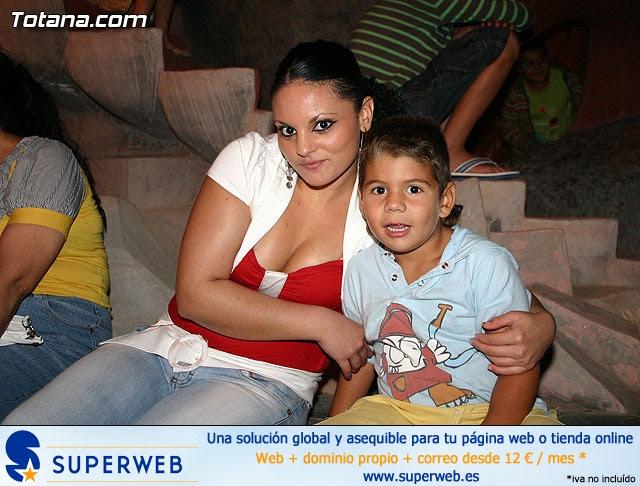FIESTAS DE SEPTIEMBRE 2008. JARDINES DE LA CÁRCEL - 13