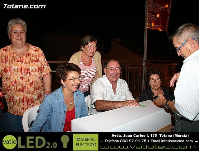 FIESTAS DE SEPTIEMBRE 2008. JARDINES DE LA CÁRCEL - 16