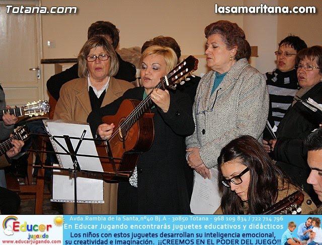 Misa centenario Hermandad de Jesús y La Samaritana - 14