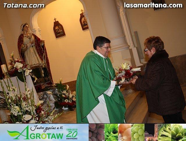 Misa centenario Hermandad de Jesús y La Samaritana - 40
