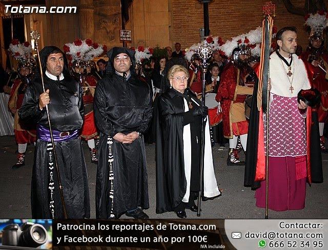 Procesión del Santo Entierro. Semana Santa 2011 - 560