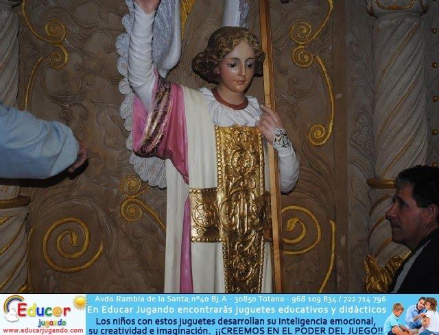 Nueva sede Hdad. Beso de Judas y Jesús Traspasado - Reportaje II - 14