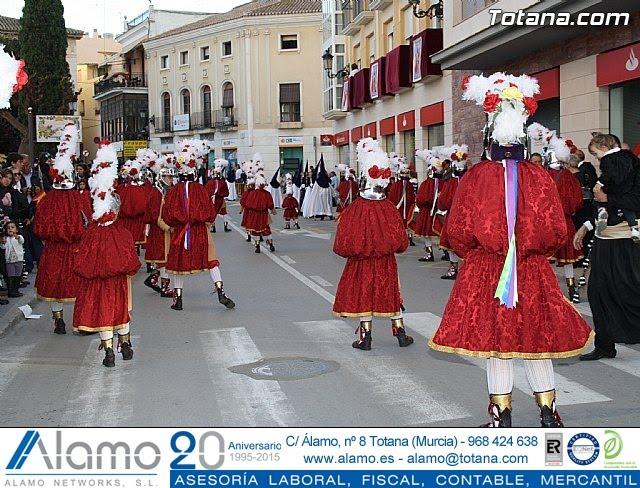 Traslado del Santo Sepulcro. Semana Santa 2011 - 3
