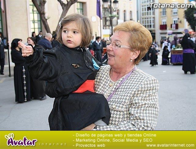 Traslado del Santo Sepulcro. Semana Santa 2011 - 5