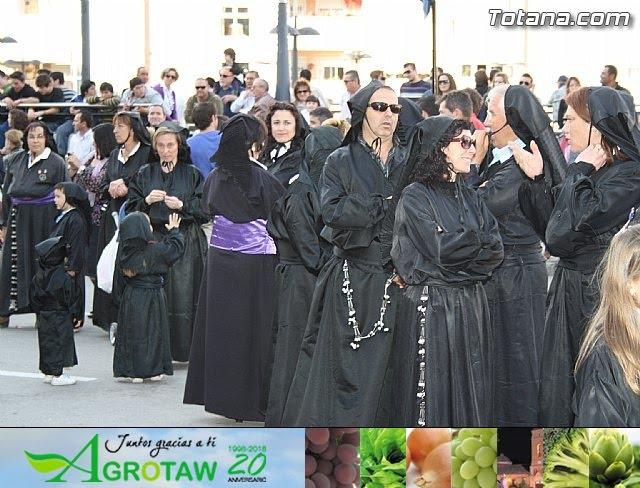 Traslado del Santo Sepulcro. Semana Santa 2011 - 8