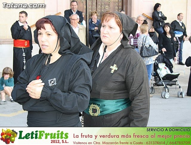Traslado del Santo Sepulcro. Semana Santa 2011 - 9