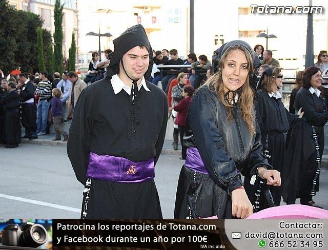 Traslado del Santo Sepulcro. Semana Santa 2011 - 20