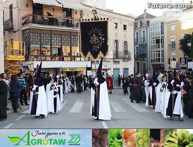 Traslado del Santo Sepulcro. Semana Santa 2011 - 22