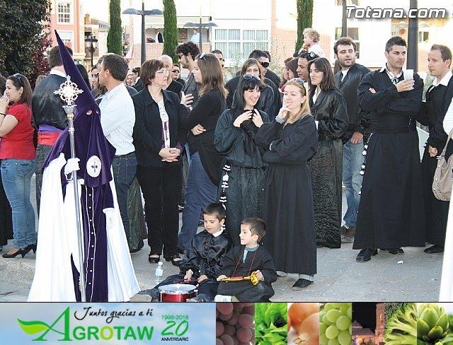 Traslado del Santo Sepulcro. Semana Santa 2011 - 33