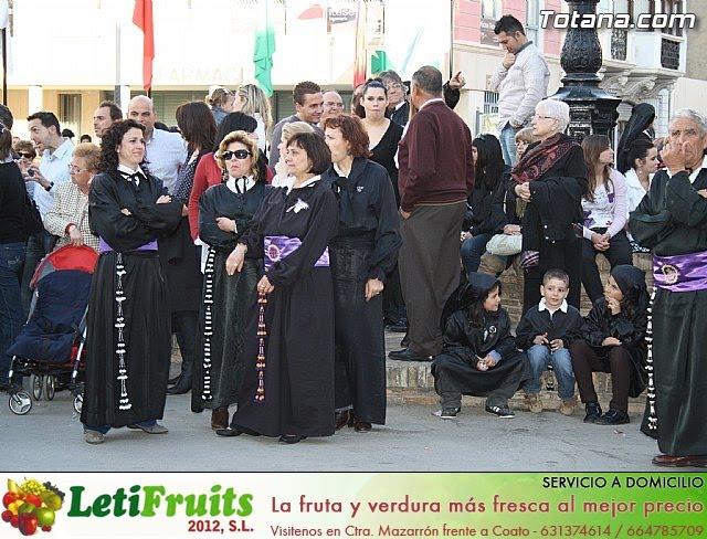 Traslado del Santo Sepulcro. Semana Santa 2011 - 35