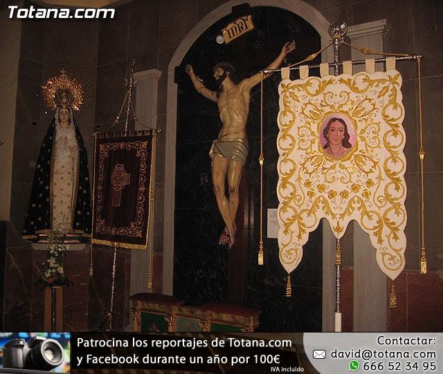 SOLENME VIA CRUCIS DE HERMANDADES Y COFRADÍAS  - 1