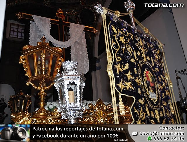 Procesión del Santo Entierro. Viernes Santo - Semana Santa Totana 2009 - 4