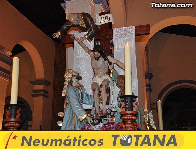 Procesión del Santo Entierro. Viernes Santo - Semana Santa Totana 2009 - 6