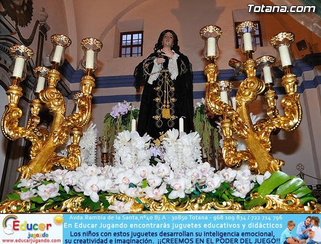 Procesión del Santo Entierro. Viernes Santo - Semana Santa Totana 2009 - 8