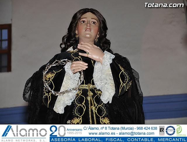 Procesión del Santo Entierro. Viernes Santo - Semana Santa Totana 2009 - 9