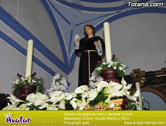 Procesión del Santo Entierro. Viernes Santo - Semana Santa Totana 2009 - 13