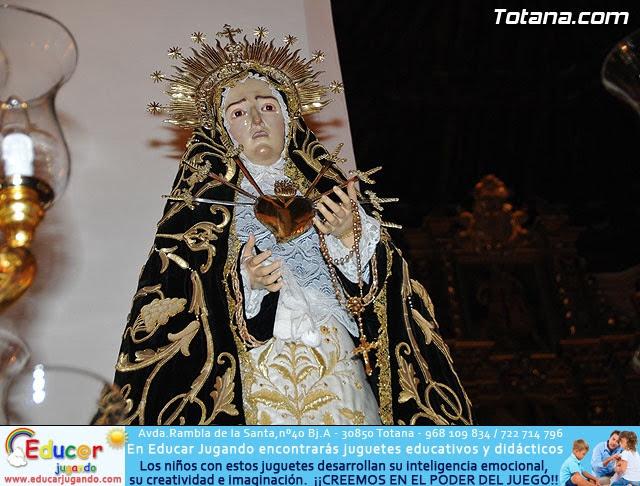 Procesión del Santo Entierro. Viernes Santo - Semana Santa Totana 2009 - 17