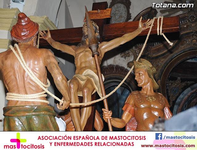 Procesión del Santo Entierro. Viernes Santo - Semana Santa Totana 2009 - 18