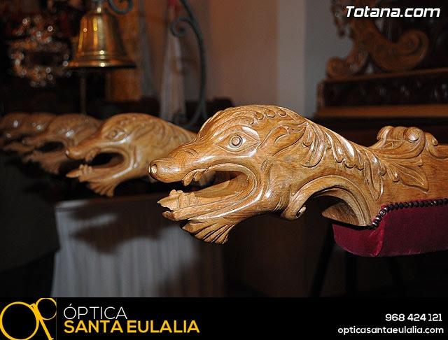Procesión del Santo Entierro. Viernes Santo - Semana Santa Totana 2009 - 19