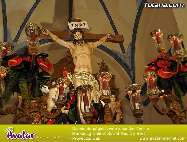 Procesión del Santo Entierro. Viernes Santo - Semana Santa Totana 2009 - 20