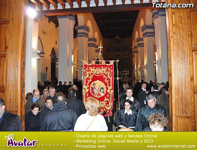 Procesión del Santo Entierro. Viernes Santo - Semana Santa Totana 2009 - 24
