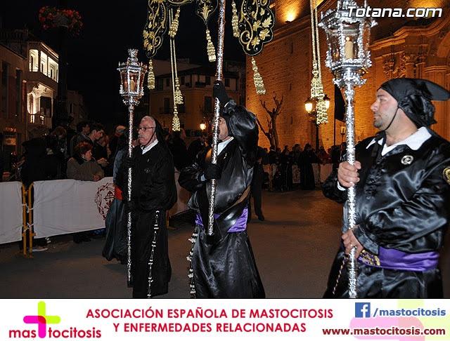Procesión del Santo Entierro. Viernes Santo - Semana Santa Totana 2009 - 29