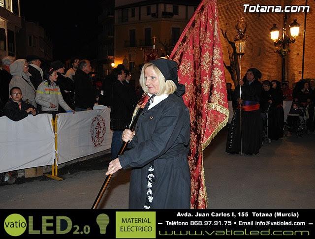 Procesión del Santo Entierro. Viernes Santo - Semana Santa Totana 2009 - 30