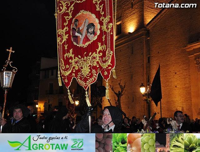 Procesión del Santo Entierro. Viernes Santo - Semana Santa Totana 2009 - 31
