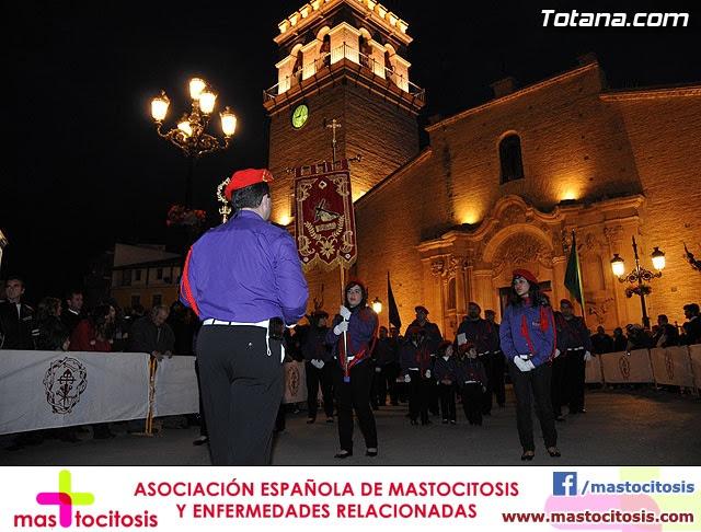 Procesión del Santo Entierro. Viernes Santo - Semana Santa Totana 2009 - 36