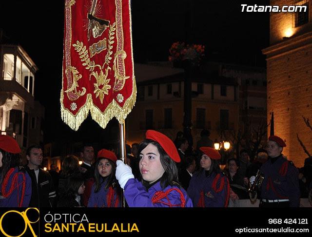 Procesión del Santo Entierro. Viernes Santo - Semana Santa Totana 2009 - 37