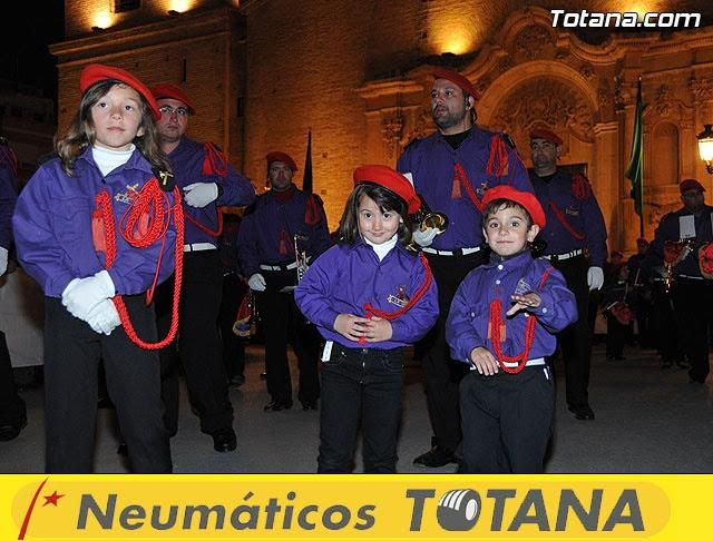 Procesión del Santo Entierro. Viernes Santo - Semana Santa Totana 2009 - 39
