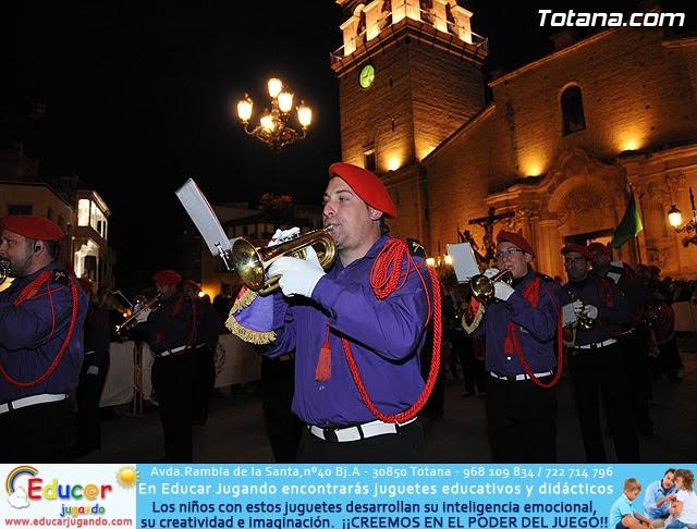 Procesión del Santo Entierro. Viernes Santo - Semana Santa Totana 2009 - 41