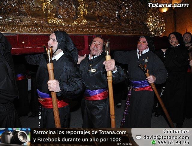Procesión del Santo Entierro. Viernes Santo - Semana Santa Totana 2009 - 53