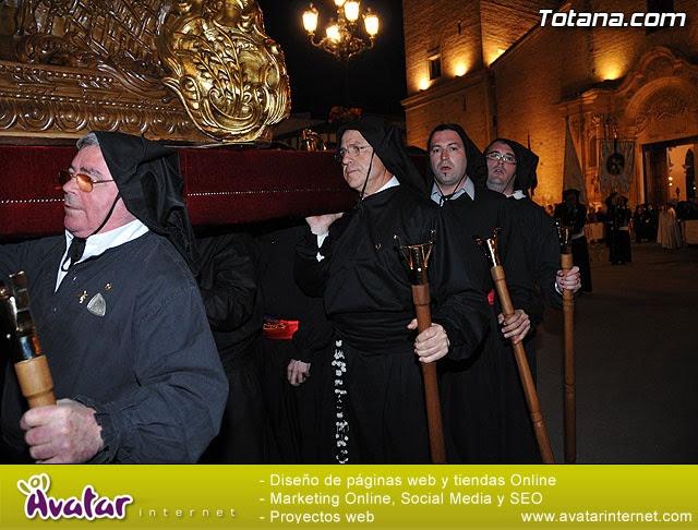 Procesión del Santo Entierro. Viernes Santo - Semana Santa Totana 2009 - 54