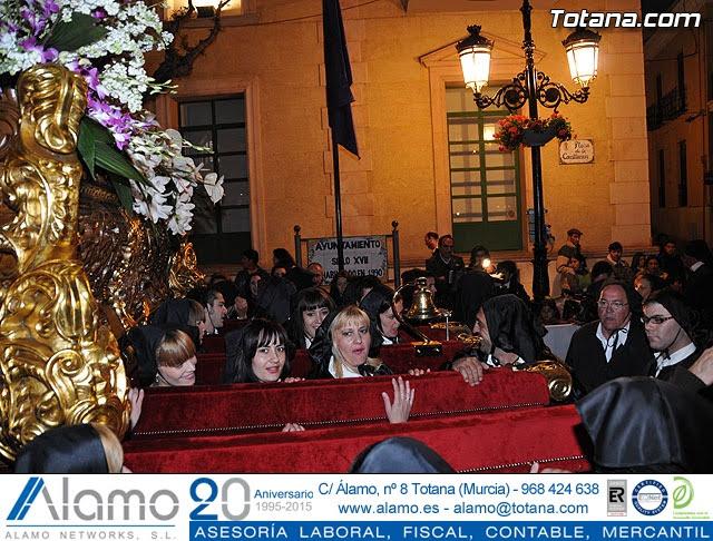Procesión del Santo Entierro. Viernes Santo - Semana Santa Totana 2009 - 56