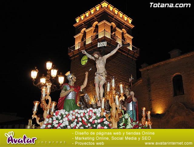 Procesión del Santo Entierro. Viernes Santo - Semana Santa Totana 2009 - 76