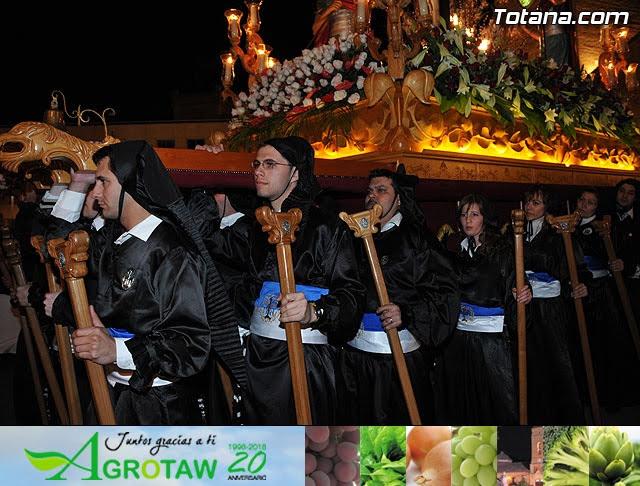 Procesión del Santo Entierro. Viernes Santo - Semana Santa Totana 2009 - 78